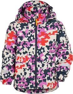 Didriksons Droppen Outdoorjacke, Purple Algae