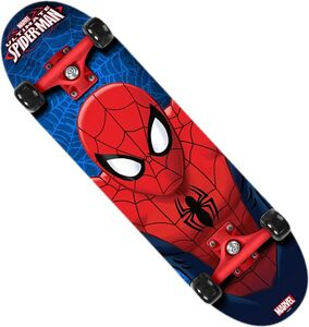 Stamp Spiderman Skateboard
