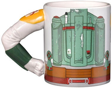 Star Wars Becher Boba Fett Arm
