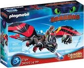 Playmobil 70727 Dragon Racing: Hicks und Ohnezahn