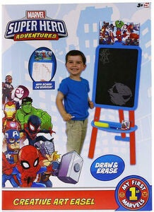 Marvel Super Hero Zweiseitige Staffelei Spiderman