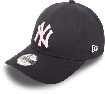 New Era NYY League Essential 940 Kappe, Navy Pink