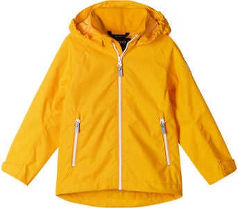 Reimatec Soutu Outdoorjacke, Orange Yellow