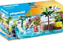 Playmobil 70611 Kinderbecken mit Whirlpool