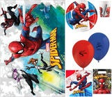 Marvel Spider-Man Partypaket Super Hero
