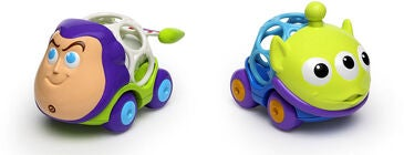 Oball Go Grippers Autos Toy Story Buzz