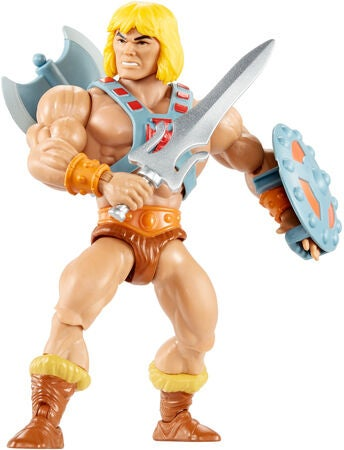 Masters of the Universe Origins Figur He-Man