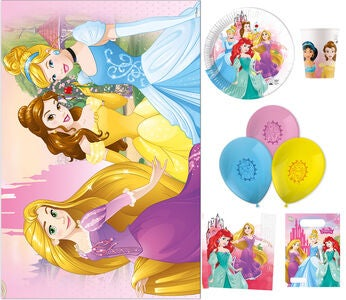Disney Princess Partypaket Fabulous