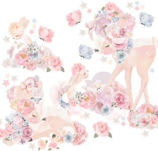 Schmooks Wallsticker Wondrous Woodland