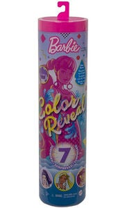 Barbie Color Reveal Puppe Mono Mix Asst.