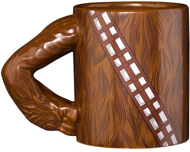 Star Wars Becher Chewbacca Arm