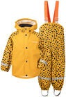 Didriksons Slaskeman Regenset, Citrus Yellow Dots