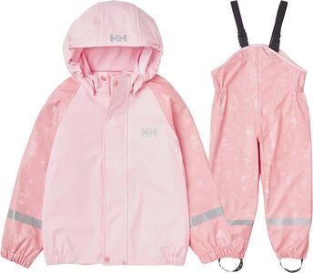 Helly Hansen Bergen Regenset, Blush
