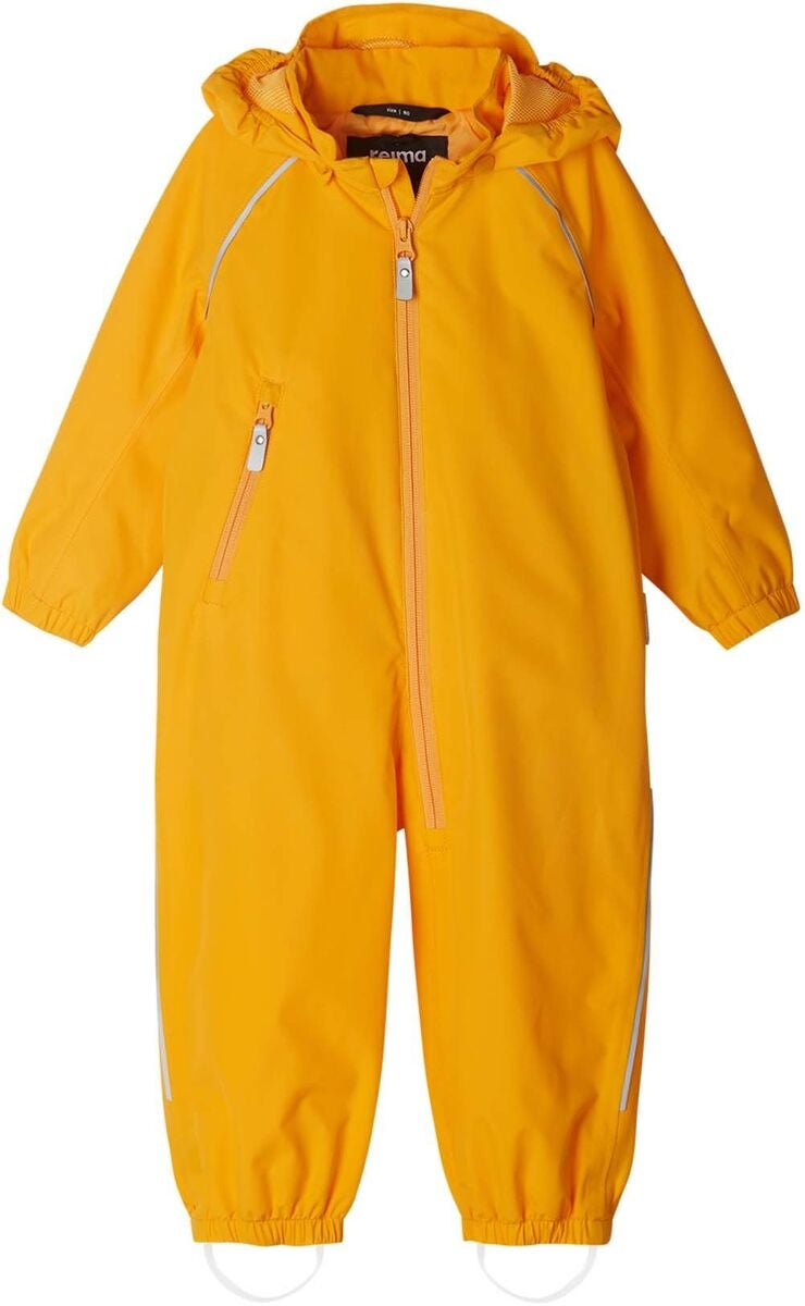 Reimatec Hauho Overall, Orange Yellow