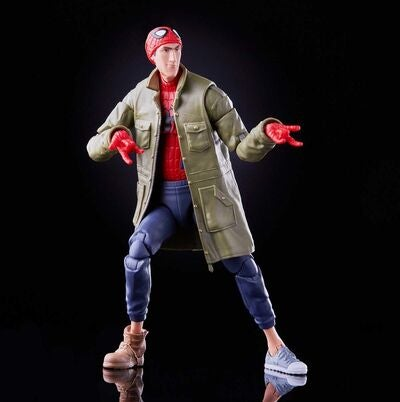 Marvel Legends Spider-Man Figur Into the Spider-Verse Peter B. Parker