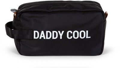Childhome Daddy Cool Necessaire Black/White