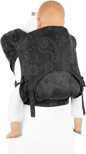 Fidella FlyClick Halfbuckle Toddler Persian Paisley, Anthracite