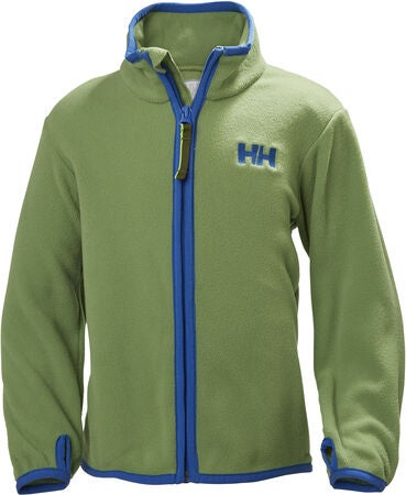 Helly Hansen Daybreaker Fleece Jacke, Grün
