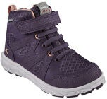 Viking Tolga Mid WP Sneakers, Purple/Aubergine