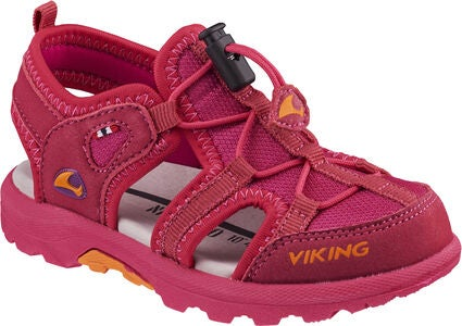 Viking Sandvika Sandale, Fuchsia/Orange