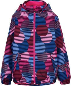 Color Kids Colorful Skijacke, Beet Red