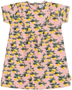 Hust & Claire Dulli Dress, Pink Icing