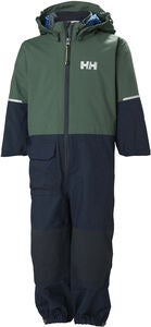 Helly Hansen Cover Overall, Jungle Green