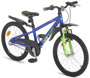 Impulse Premium Zenith Mountainbike 20 Zoll, Blue/Green