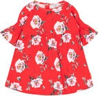 Hust & Claire Deborah Dress, Poppy Red