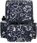 Ticket to Heaven Classic Rucksack, Total Eclipse/Blue