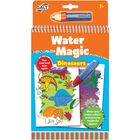 Galt Malbuch Water Magic Dinosaurier