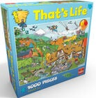 Goliath Games Puzzle That's Life – Farm 1000 Teile