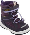 Viking Playtime GTX Winterstiefel, Purpurrot