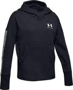 Under Armour Sportstyle Fleece Hoodie, Black