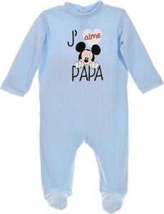 Disney Micky Maus Pyjamas, Blue