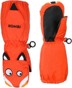 Kombi Animal Handschuhe Felix the Fox, Orange