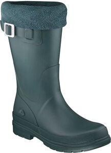 Viking Vendela JR Gefütterte Gummistiefel, Dark Green