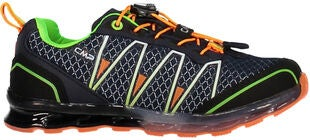 CMP Altak WP Sportschuh, Navy/Mint/Orange