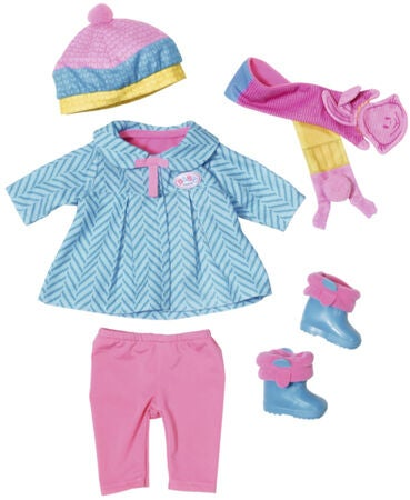 Baby Born Deluxe Cold Days Puppenkleider