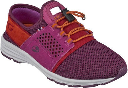 Viking Drag Turnschuh, Fuchsia/Orange
