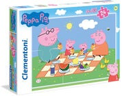 Peppa Wutz Puzzle 24 Teile