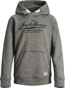 Jack & Jones Panther Hoodie, Olive Night