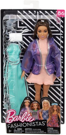 Barbie Fashionistas Puppe 86