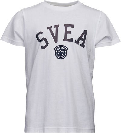 Svea Chicago T-Shirt, Weiß