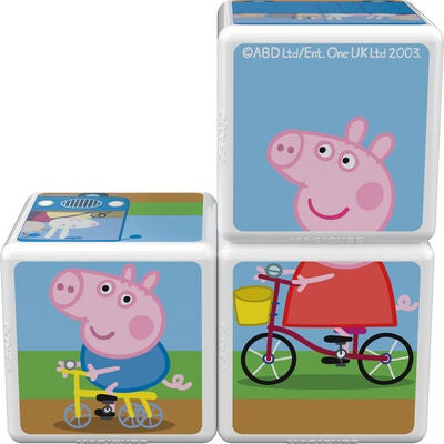 Geomag Bausatz Magicube Travel with Peppa