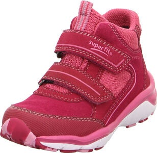 Superfit Sport5 GTX Sneaker, Red/Pink
