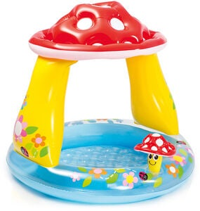 Intex Babypool Fliegenpilz 102 x 89