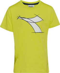 Diadora T-Shirt, Wild Lime Green
