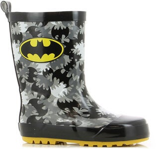 Batman Gummistiefel, Black