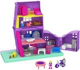 Polly Pocket Pollyville Spielset Pocket House